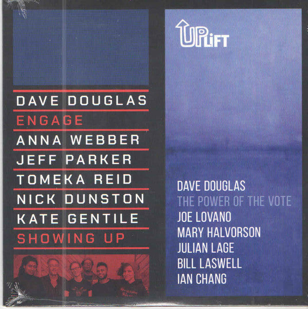"Showing Up / The Power Of The Vote (New 7"")"