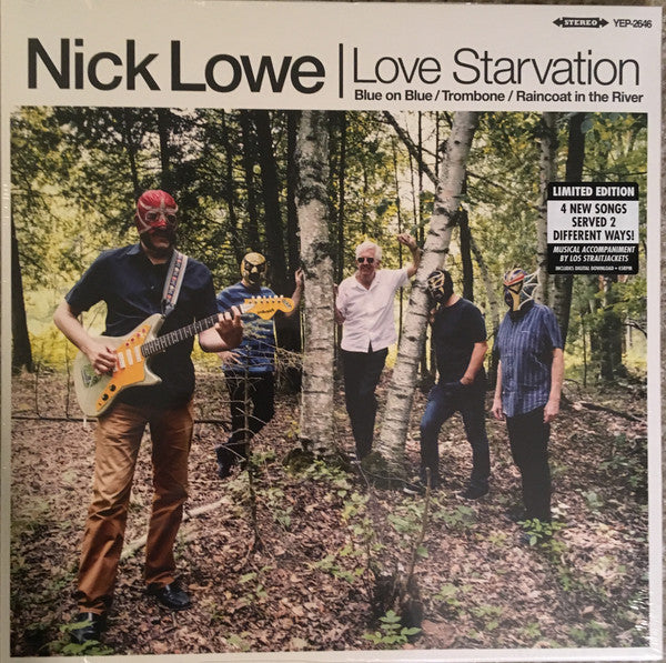 "Love Starvation (New 12"")"