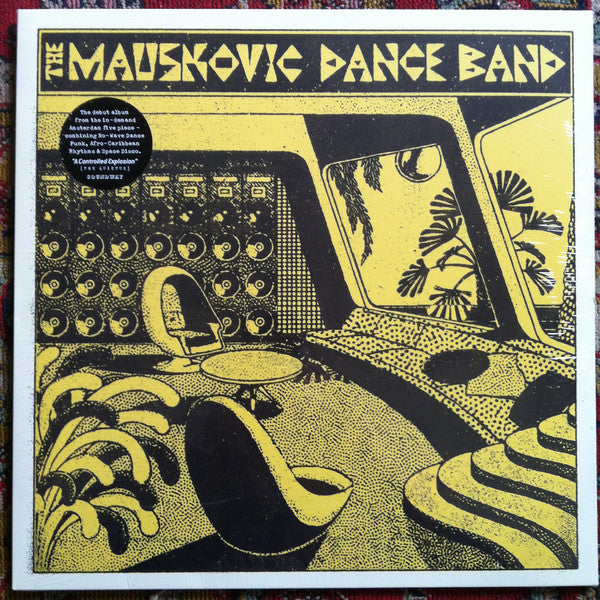 The Mauskovic Dance Band (New LP)