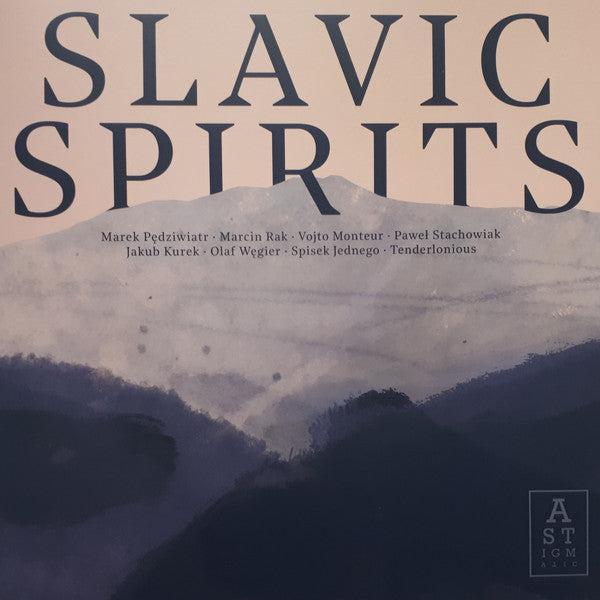 Slavic Spirits (New LP)