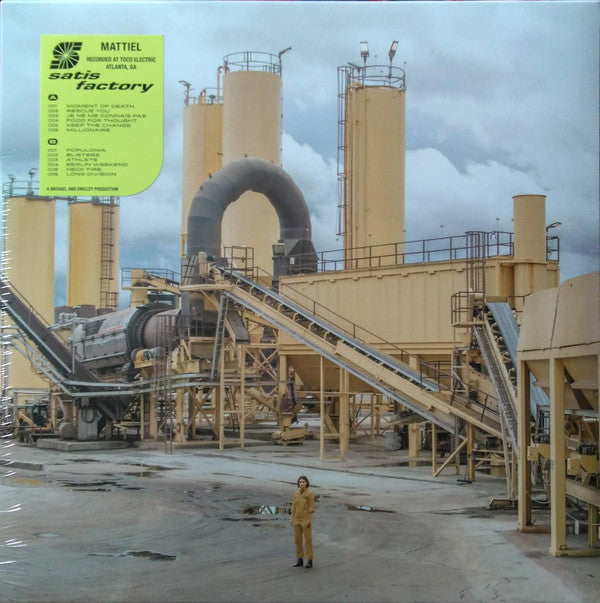 Satis Factory (New LP)