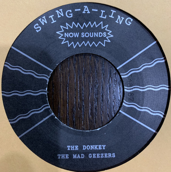 "The Donkey (New 7"")"