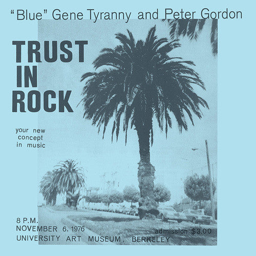 Trust in Rock (New 3LP)