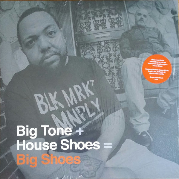 Big Shoes (New 2LP)