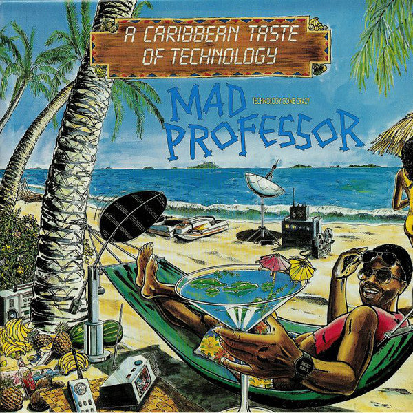 A Caribbean Taste Of Technology (New LP)