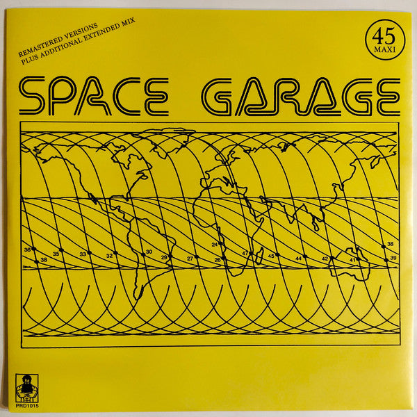 "Space Garage (New 12"")"