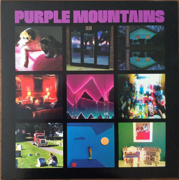 Purple Mountains (New LP)