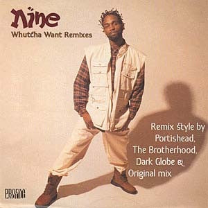"Whatcha Want Remixes (Used 12"")"