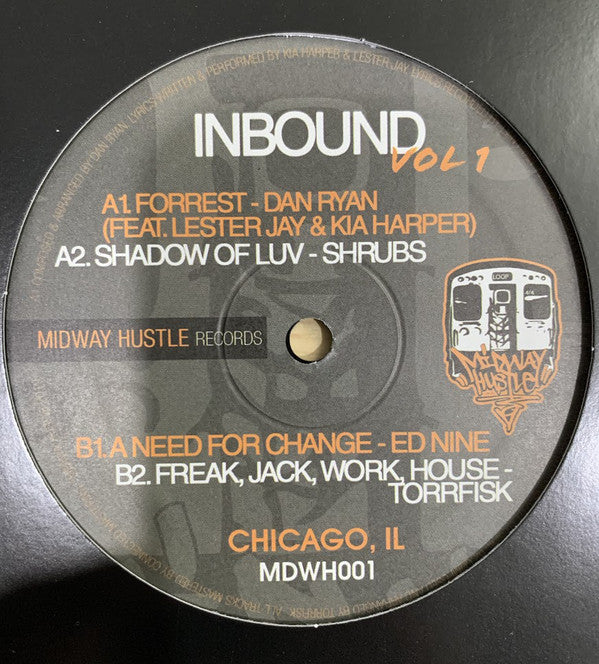 "Midway Hustle Presents Inbound Vol 1. (New 12"")"