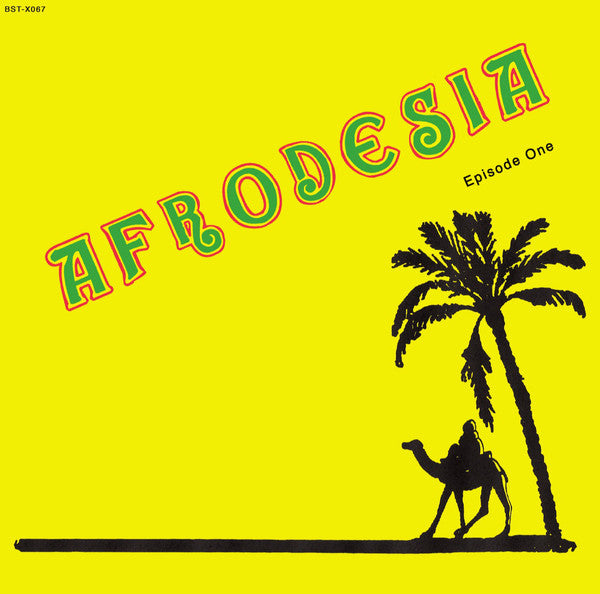 "Afrodesia - Episode One (New 12"")"