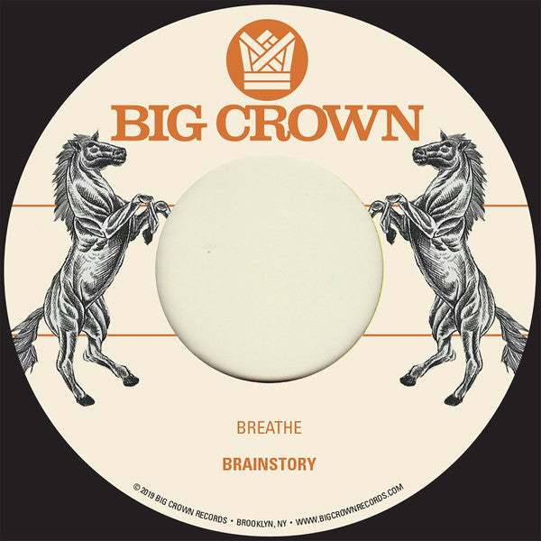 "Breathe (New 7"")"