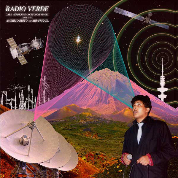 Radio Verde: Cape Verdean Dancefloor Music (Compiled By Americo Brito & Arp Frique) (New 2LP)