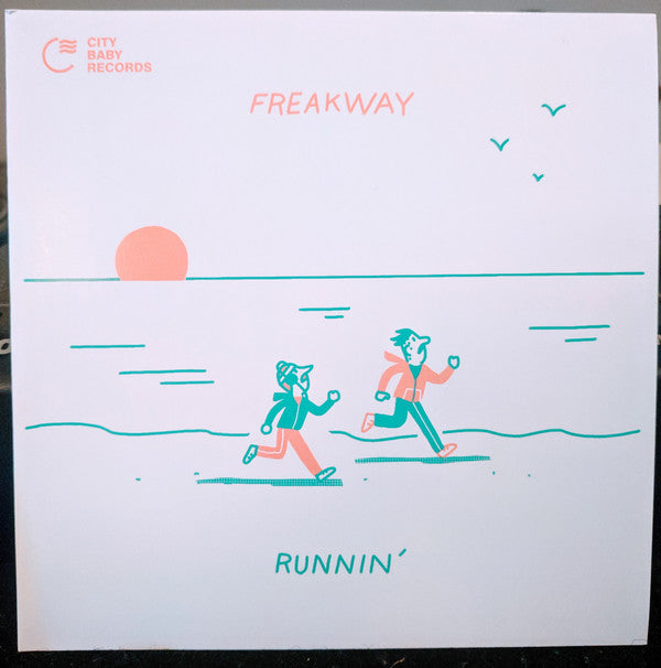 "Runnin' / Sailin' (New 7"")"