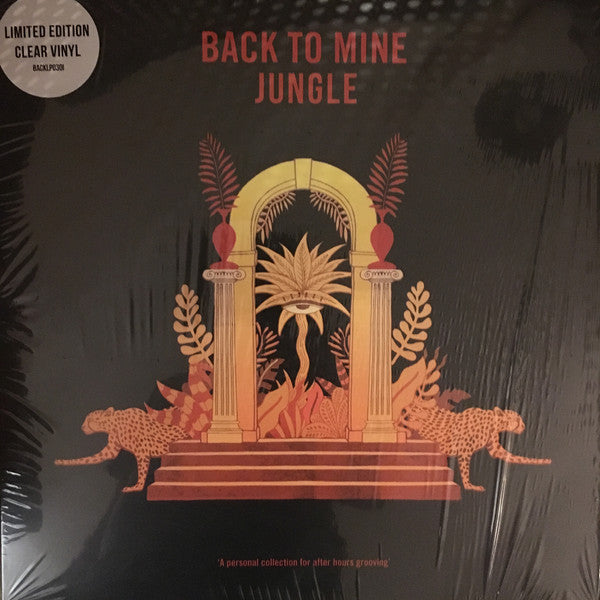 Back To Mine - Jungle (New 2LP)
