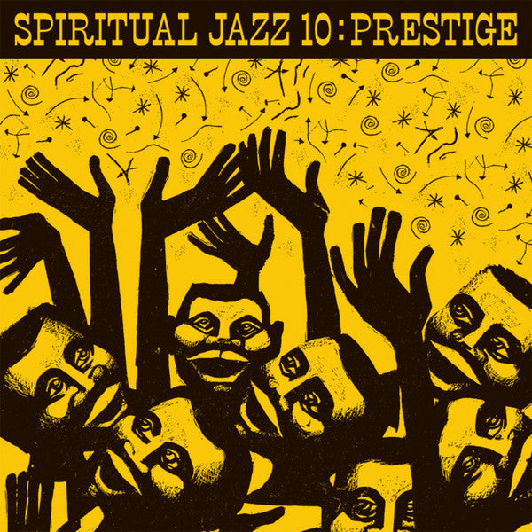 Spiritual Jazz 10: Prestige (New 2LP)