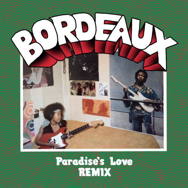 "Paradise's Love (Remix) (New 12"")"