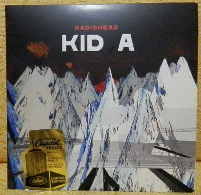Kid A (New 2LP)