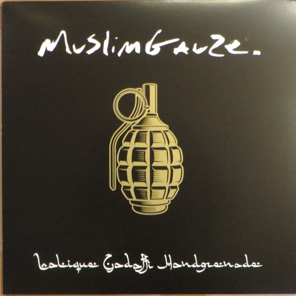 Lalique Gadaffi Handgrenade (New LP)