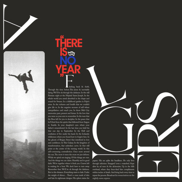 "There Is No Year (New LP + 7"" Flexi-disc)"