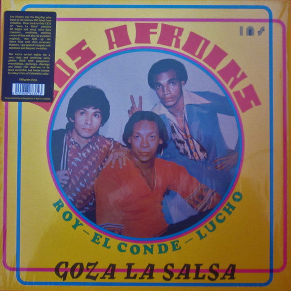 Goza La Salsa (New LP)
