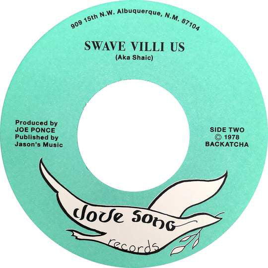"Ain't No Big Thang Do b/w Swave Villi Us (New 7"")"