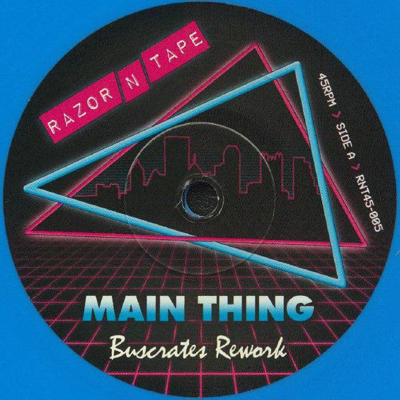 "Main Thing (New 7"")"