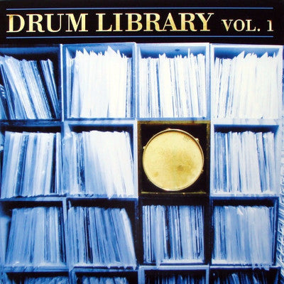 Drum Library Vol.1 (New LP)