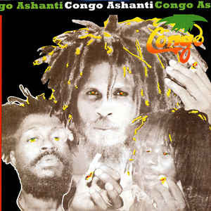 Congo Ashanti (New LP)