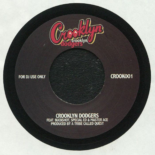"Crooklyn / Return Of The Crooklyn Dodgers (New 7"")"
