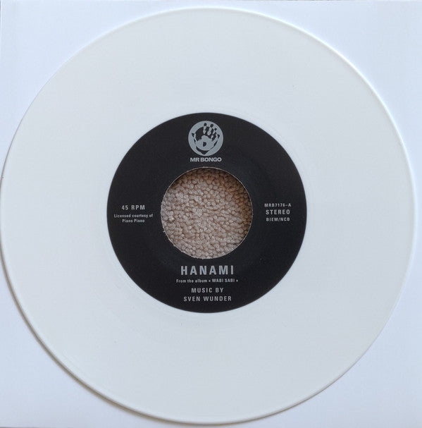 "Hanami / Shinrinyoku (New 7"")"