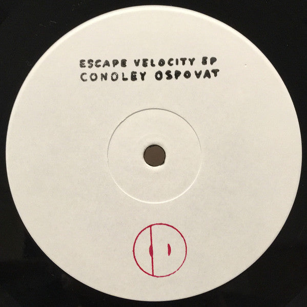 "Escape Velocity EP (New 12"")"