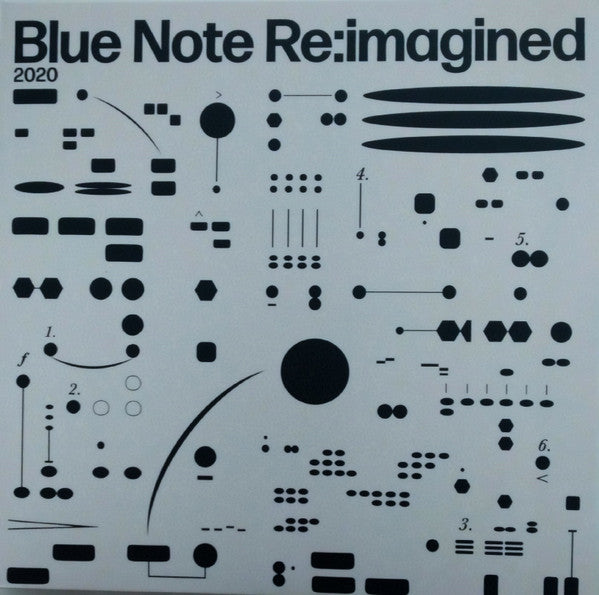 Blue Note Re:imagined 2020 (New 2LP)