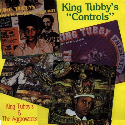 King Tubby's Controls (New LP)