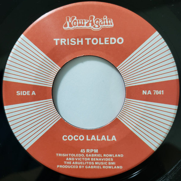 "Coco Lalala / Do The Wrong Thing (New 7"")"