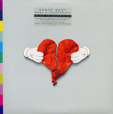 808s & Heartbreak (New 2LP + CD)
