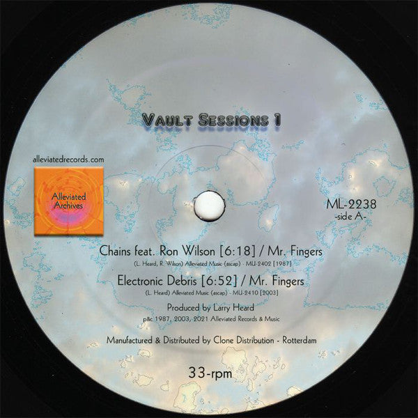 "Vault Sessions 1 (New 12"")"
