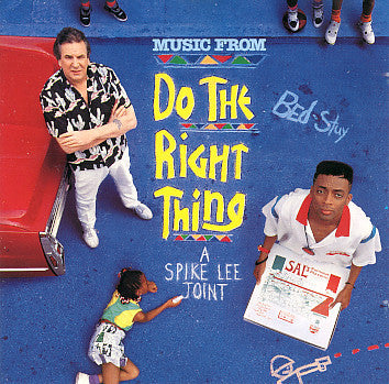 Do The Right Thing (New LP)
