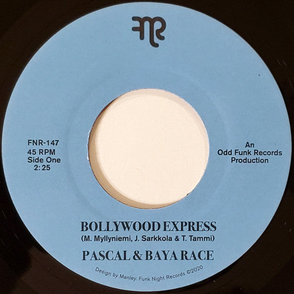 "Bollywood Express (New 7"")"