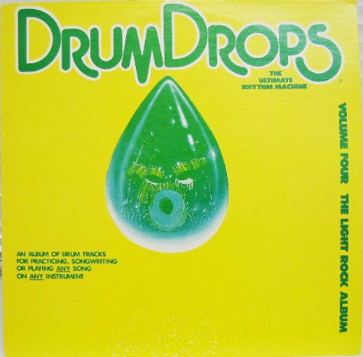 DrumDrops Volume Four (Used LP)