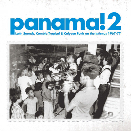 Panama! Vol. 2 (New 2LP)