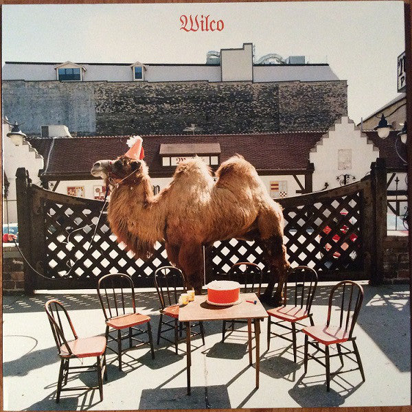 Wilco (New LP+CD)