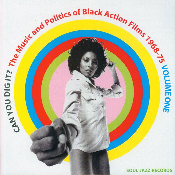 Can You Dig It? The Music and Politics of Black Action Films Vol. 1 (New 2LP)