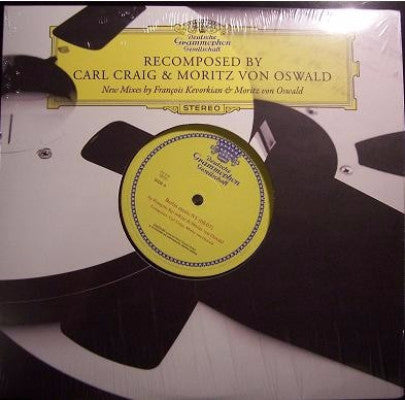 "ReComposed (New Mixes By François Kevorkian & Moritz Von Oswald) (New 10"")"