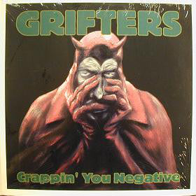 Crappin' You Negative (New LP)