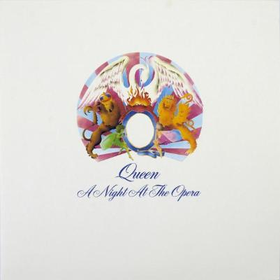 A Night At The Opera (New LP)