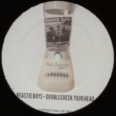 "Beastie Boys - Doublecheck Your Head (New 12"")"