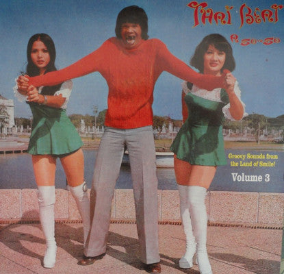 Thai Beat A Go-Go - Volume 3 (New LP)