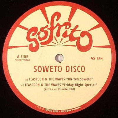 "Soweto Disco (New 12"")"