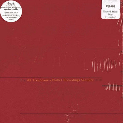"ATP Recordings Sampler 2010 (New 10"")"