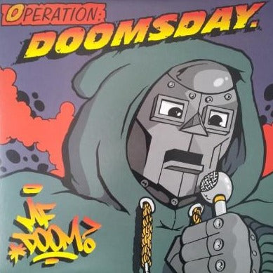 Operation Doomsday (New 2LP)